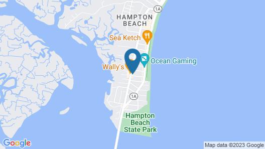 Nautical Beach Resort Map