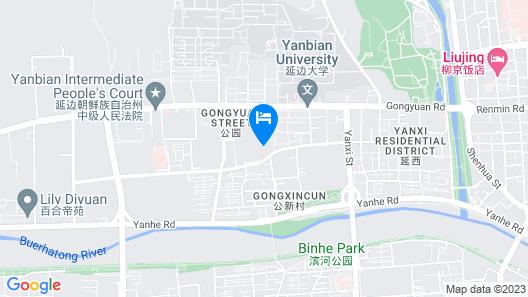Qianyuan Xiangyu Hotel Map