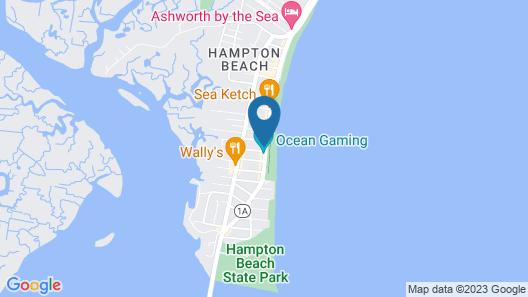 Sea Spray Condo Map