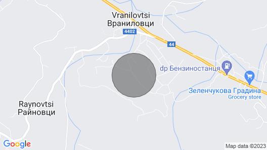 Nakovski House - One With Nature Map