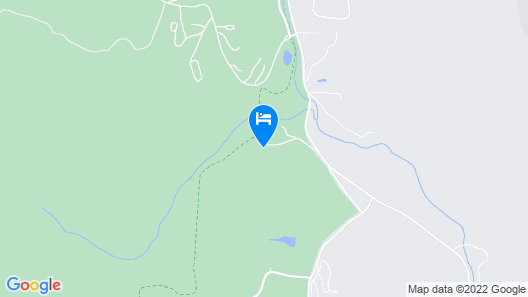 Home in Wilmington VT Map