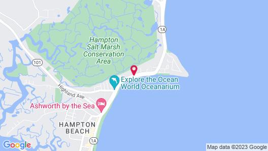 Atlantic Breeze Suites Map