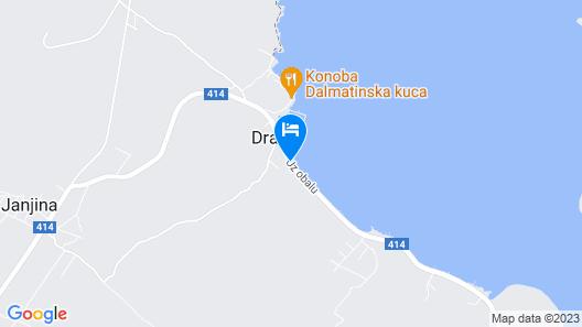 Apartments Kula Map