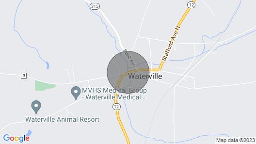 School House Suite Village of Waterville Map
