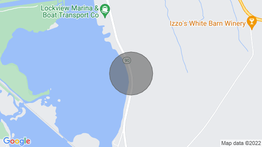 Camp Onondaga Fully Restored Historic Lake Cottage Map