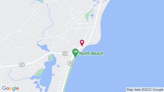 The Seascape Inn Map