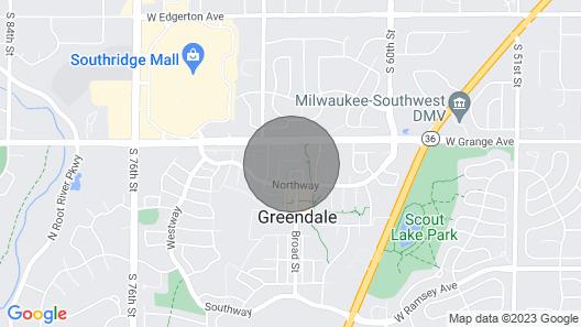 Charming Greendale Original Map