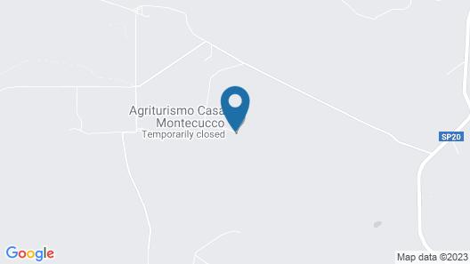 Agriturismo Casa Montecucco Map