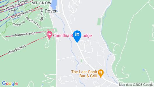 Kitzhof Inn Map
