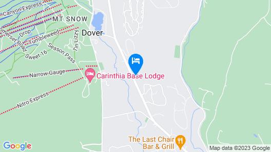 Big Bears Lodge Map