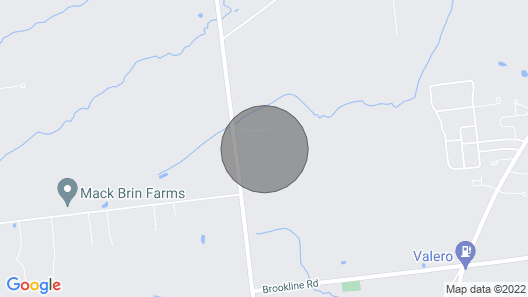 Private Suite in a Historic Farmhouse Map