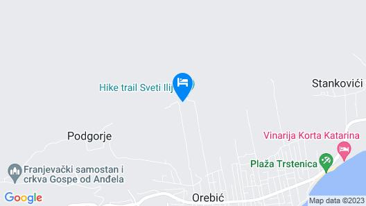 Apartments LLR Map