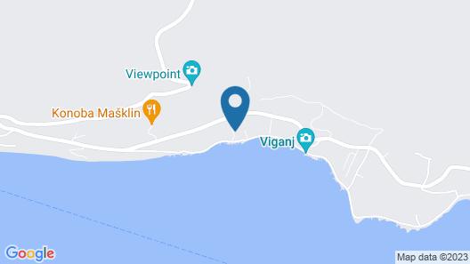 Holiday House AP - Viganj, Peljesac Peninsula, Croatia Map