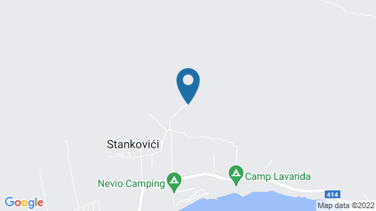 Beautiful Home in Orebic With Wifi and 3 Bedrooms Map