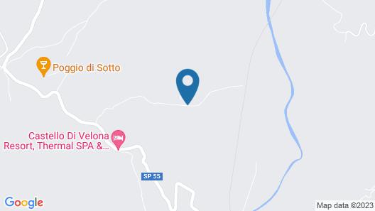 Molino di Sant'Antimo Map