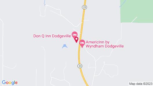 Don Q Inn Map