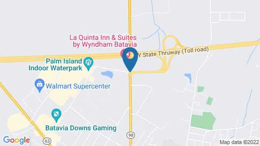 La Quinta Inn & Suites by Wyndham Batavia Map