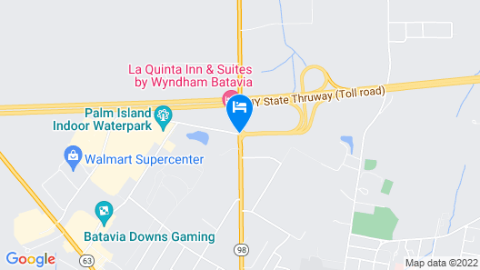 La Quinta Inn & Suites by Wyndham Batavia Map