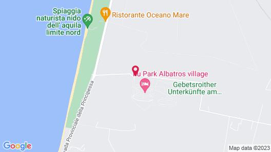 Park Albatros Village Map