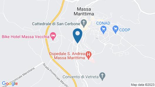 Hotel Duca Del Mare Map