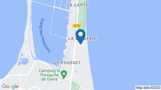 Residence Les Mandariniers Map