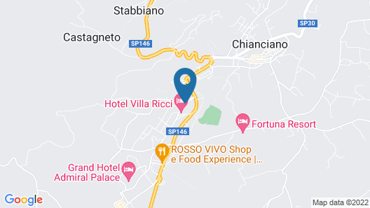 Hotel Ave Map