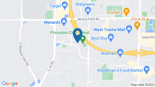 Tru by Hilton Madison West, WI Map