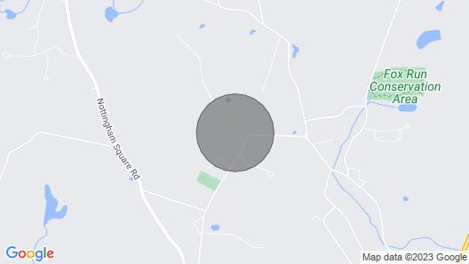 Tentrr - Red Oak Hill Farm Map
