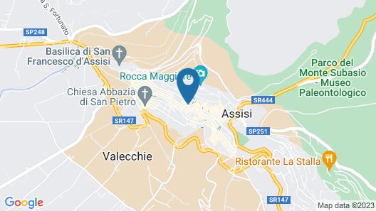 Portica 10 Map