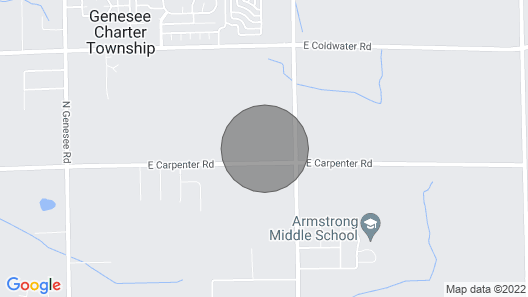 Quiet Rural Setting Close To Flint Activities Map