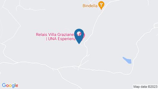 Relais Villa Grazianella   UNA Esperienze Map