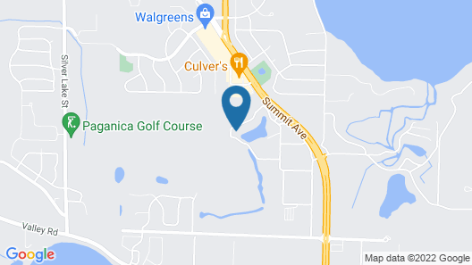 Olympia Vacation Owners Map