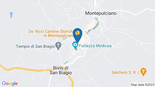 Appartamenti Bellarmino Map