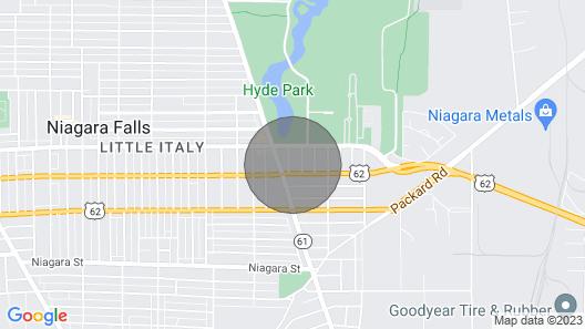 Park Edge Apartment Map