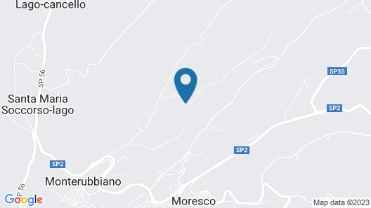 Fonterrante Map