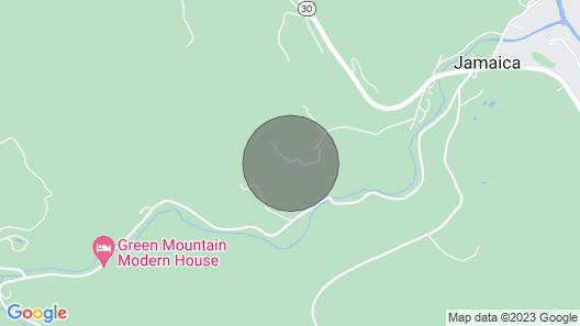Celestial Mountain Hideaway Map