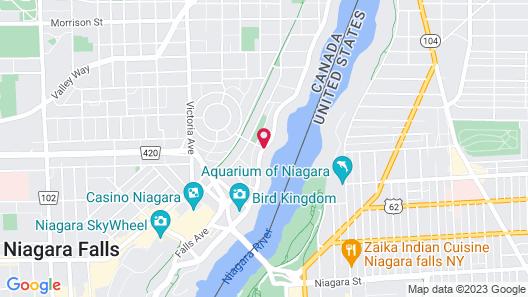 Niagara Grandview Manor Map