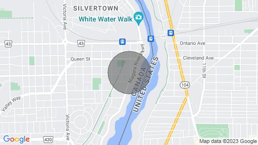 Niagara vacation dream home Map