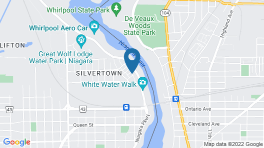 Silver Ridge Executive Suites Map