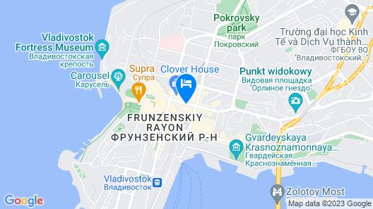 KamInn Hotel Map