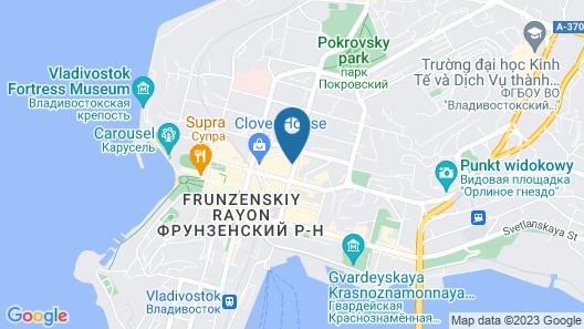 Karmen Hotel Map