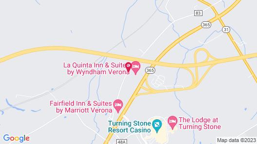 La Quinta Inn & Suites by Wyndham Verona Map