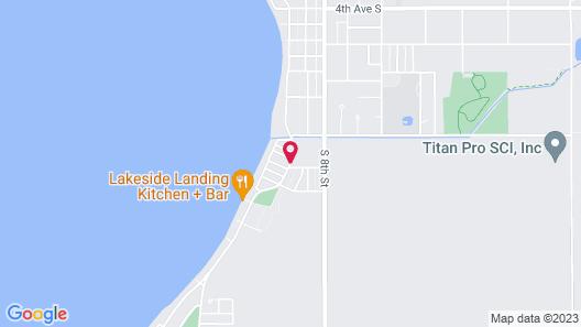 Rumorz Neighborhood Hideaway Map
