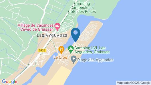 LVL Les Ayguades Map