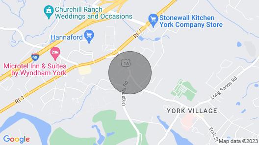 York Street Retreat--year Round! Map