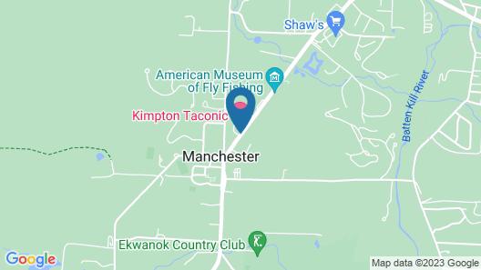 Kimpton Taconic Hotel, an IHG Hotel Map