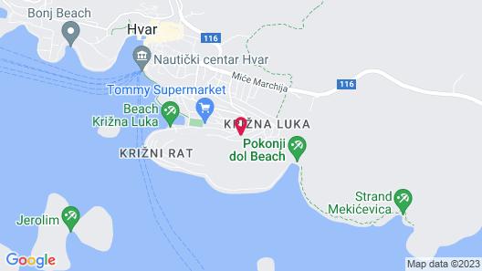 Komazin Map