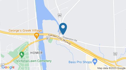 Club 55 Map