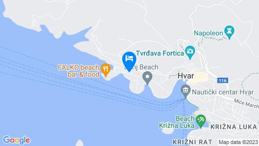 XXX / Danes Map