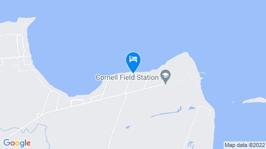 Oneida Lake Home. Lakefront Living at its Best Map